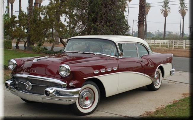 1956 buick century 2 door hard top for 1956 buick special 2 door